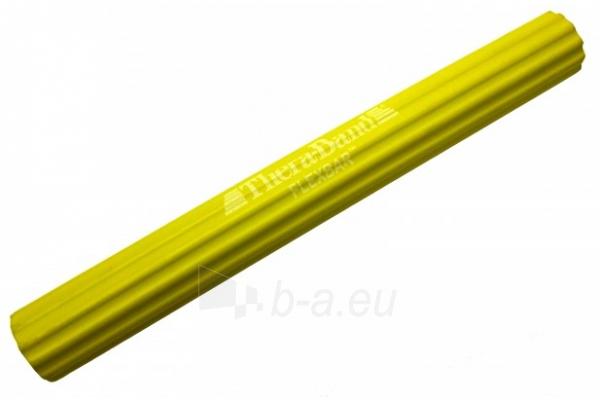 Rankos treniruoklis Thera-Band FlexBar, geltonas Paveikslėlis 1 iš 1 310820217789
