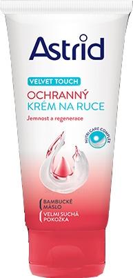 Rankų kremas Astrid Protective hand cream for dry skin Velvet Touch 100 ml Paveikslėlis 1 iš 1 310820089285