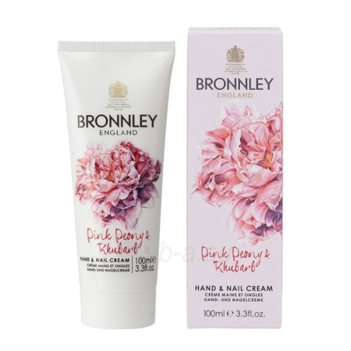 Hand cream Bronnley (Hand & Nail Cream) 100 ml Paveikslėlis 1 iš 1 310820114874