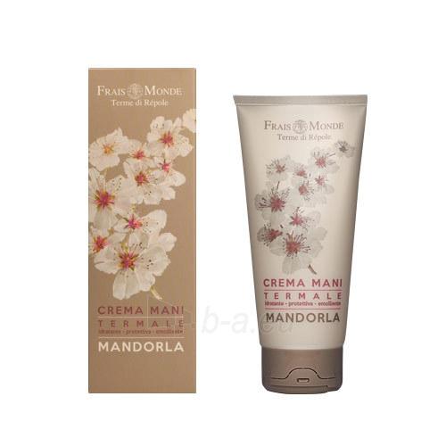 Hand cream Frais Monde Almond Hand Cream Cosmetic 100ml Paveikslėlis 1 iš 1 310820003464