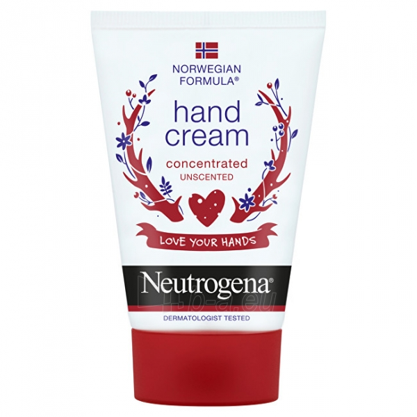 Hand cream koncentruotas Neutrogena (Hand Cream Concentrated) 50 ml Paveikslėlis 2 iš 3 310820050458
