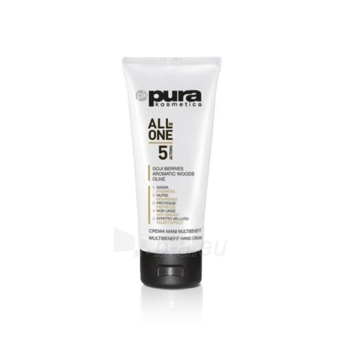 Rankų kremas Pura Kosmetica All In One 5v1 (Hand Cream) 100 ml Paveikslėlis 1 iš 1 310820151367