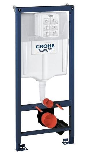 Rapid SL WC įmontuojamas rėmas 1,13 m su tvirtinimais Paveikslėlis 1 iš 1 270790200148