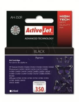Rašalas ActiveJet AH-350R   black   25 ml   HP HP 350 CB335EE Paveikslėlis 1 iš 1 310820044896