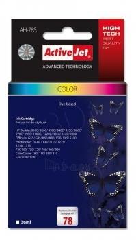 Rašalas ActiveJet AH-78S | Kolor | 36 ml | HP HP 78 C6578D Paveikslėlis 1 iš 1 310820044885