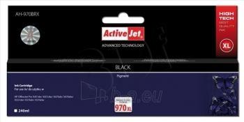 Rašalas ActiveJet AH-970BRX | black | 240 ml | HP HP 970XL CN625AE Paveikslėlis 1 iš 1 310820044907