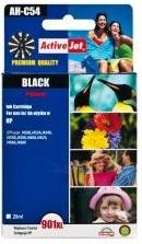 Rašalas ActiveJet AH-C54 | Black | 20 ml | Refill | HP CC654AE Paveikslėlis 1 iš 1 310820044859