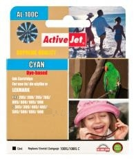Rašalas ActiveJet AL-100C | Cyan | 13 ml | Lexmark 14N1069E Paveikslėlis 1 iš 1 310820044870