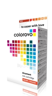 Rašalas COLOROVO 23-CL | Color | 40 ml | HP 23 (C1823DE) remanufactured Paveikslėlis 1 iš 1 2502534500210