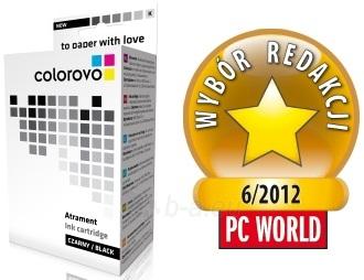 Rašalas COLOROVO 703-BK | Black | 20 ml | HP 703 (CD887AE) Paveikslėlis 1 iš 1 2502534500287