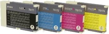 Rašalas Epson cyan   high capacity   Business Inkjet B500DN Paveikslėlis 1 iš 1 2502534500341