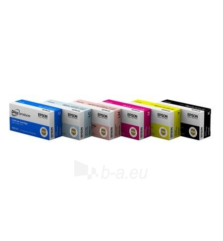 Rašalas Epson Light Magenta| DISCPRODUCER™ PP-100 Paveikslėlis 1 iš 1 2502560202308