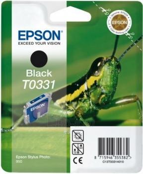 Rašalas Epson T0331 black | Stylus Photo 950 Paveikslėlis 1 iš 1 310820044785