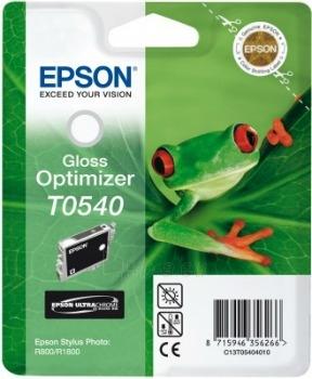 Rašalas Epson T0540 gloss optimizer | Stylus Photo R800/1800 Paveikslėlis 1 iš 1 2502534500399