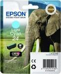 Rašalas Epson T2425 Light cyan   5,1 ml   XP-750/850 Paveikslėlis 1 iš 1 2502560202341