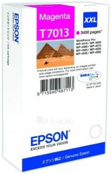 Rašalas Epson T701 magenta XXL | 3400psl. | WP4000/4500 Paveikslėlis 1 iš 1 2502534500505