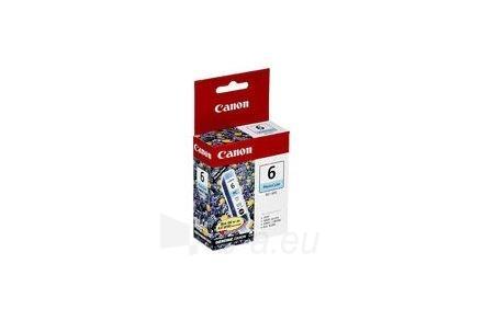 Rašalinė Canon BCI6PC photo cyan | BJC-8200, i950, S800/S820D/S830D Paveikslėlis 1 iš 1 2502534500538