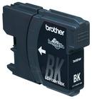 Rašalo kasetė Brother LC1100HYBK black| 900psl | DCP395CN/DCP585CW/DCP6690CW Paveikslėlis 1 iš 1 2502534500568