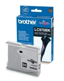 Rašalo kasetė Brother LC970BK Black | 350psl | DCP135/ DCP150/ MFC235/ MFC260 Paveikslėlis 1 iš 1 2502534500598