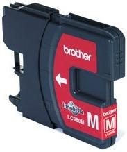 Rašalo kasetė Brother LC980M magenta | 260psl | DCP145C/ DCP165C/ MFC250C/MFC290 Paveikslėlis 1 iš 1 2502534500604