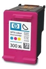 Rašalo kasetė HP 300XL tri-colour | 12ml | D2560/F4272/F4280 Paveikslėlis 1 iš 1 2502534500638