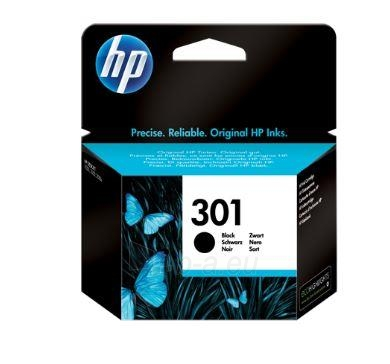 Rašalo kasetė HP 301 black Paveikslėlis 1 iš 1 310820037578