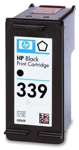 Rašalo kasetė HP 339 black Vivera | 21ml Paveikslėlis 1 iš 1 2502534500642