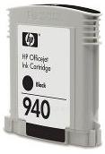 Rašalo kasetė HP 940 black | Officejet Paveikslėlis 1 iš 1 2502534500689