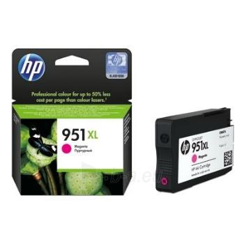 Rašalo kasetė HP 951XL magenta | Officejet Paveikslėlis 1 iš 1 2502534500691