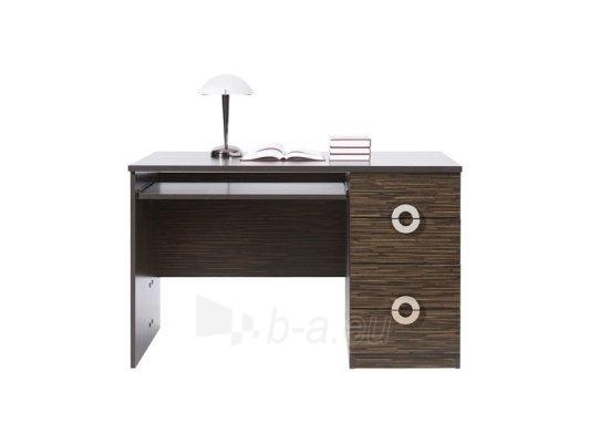 Rašomasis stalas (baltas blizgus) BIU4S/120 Paveikslėlis 1 iš 2 250403116014