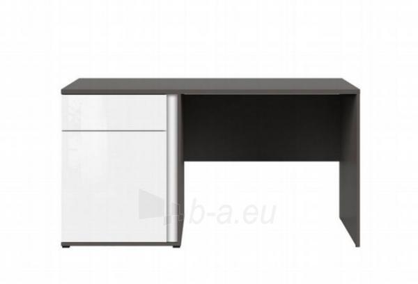 Rašomasis stalas Graphic BIU1D1SL/C pilkas/baltas Paveikslėlis 2 iš 11 310820213253