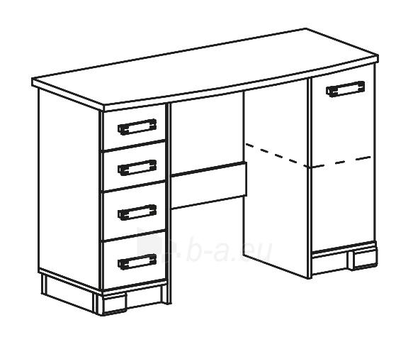 Rašomasis stalas R15 Paveikslėlis 2 iš 3 301017000021