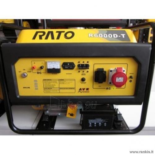 RATO R3000D-T dyzelinis generatorius Paveikslėlis 1 iš 1 310820017661