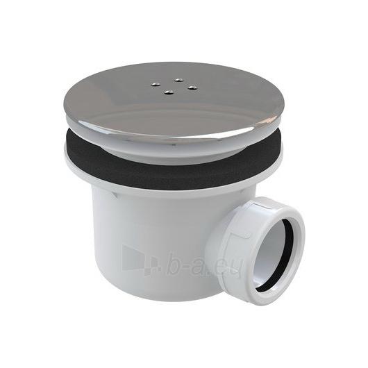 Ravak BLCP4-90 dušo komplekt.: Kabina 90 + padėklas 90+ sifonas Paveikslėlis 6 iš 8 270730001105