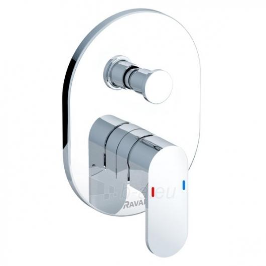 Ravak potinkinis maišytuvas Chrome su jungikliu, skirtas R-box, Paveikslėlis 1 iš 2 270725000373