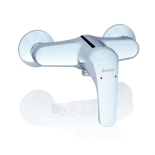 Ravak sieninis dušo maišytuvas Rosa 150 mm , RS 032.00/150 Paveikslėlis 1 iš 2 270721000518