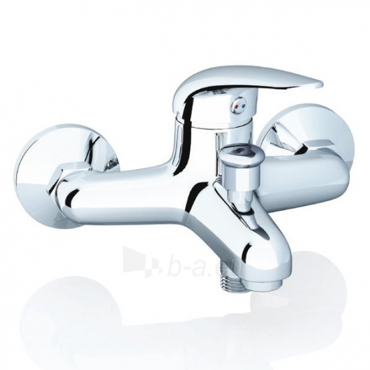 Ravak sieninis vonios/dušo maišytuvas Suzan 150 mm , SN 022.00/1 Paveikslėlis 1 iš 2 270725000385