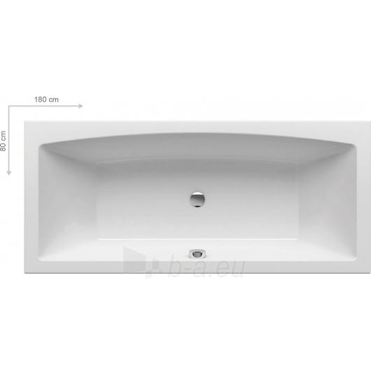 Ravak vonia Formy 02 180x80 Paveikslėlis 1 iš 4 310820126623