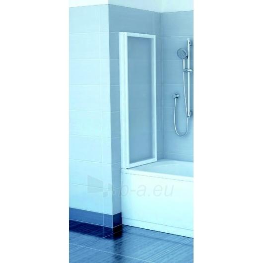 Ravak vonios sienelė VS2 satinas/Transparent Paveikslėlis 2 iš 3 270717001033