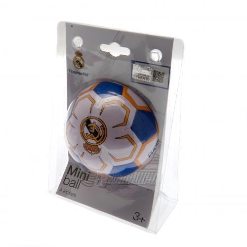 Real Madrid C.F. antistresinis kamuoliukas Paveikslėlis 3 iš 4 310820060971