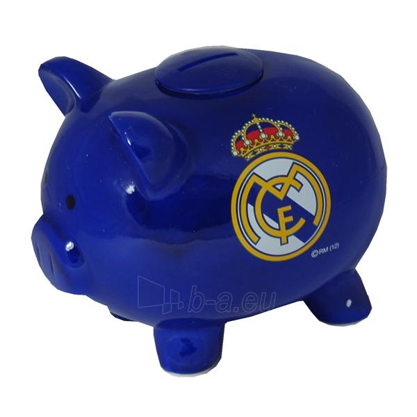 Real Madrid C.F. kiaulė taupyklė (Muzikinė) Paveikslėlis 1 iš 3 251009001538