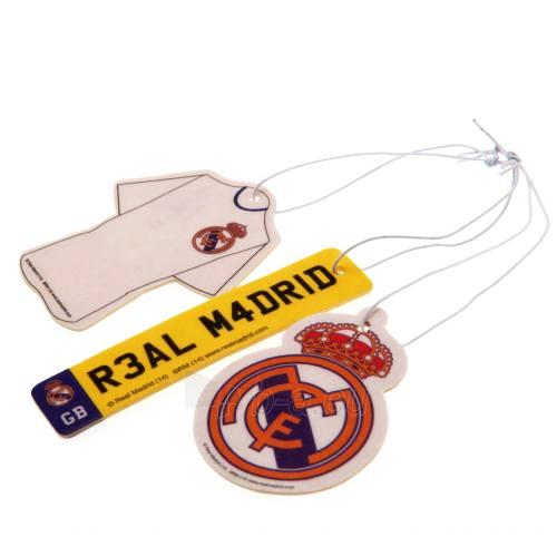 Real Madrid C.F. oro gaiviklių rinkinys Paveikslėlis 1 iš 4 251009000899