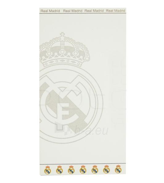 Real Madrid C.F. rankšluostis (Baltas) Paveikslėlis 1 iš 2 251009001336