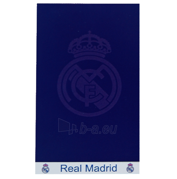 Real Madrid C.F. rankšluostis (Tamsiai mėlynas) Paveikslėlis 1 iš 2 251009001338