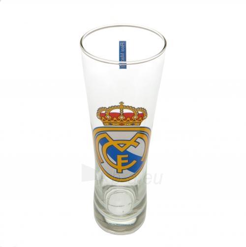 Real Madrid F.C. stiklinė alaus taurė Paveikslėlis 1 iš 3 251009001614
