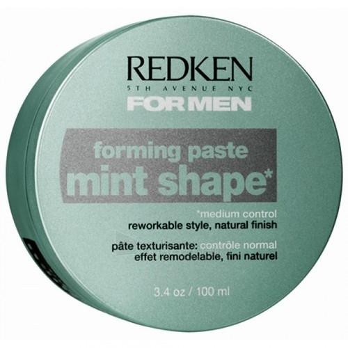 Redken For Men Mint Shape Paste Cosmetic 100ml Paveikslėlis 1 iš 1 250832500271