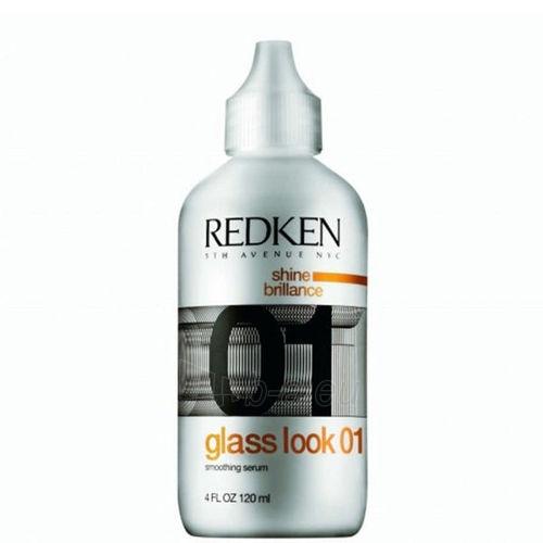 Redken Glass Look 01 Cosmetic 120ml Paveikslėlis 1 iš 1 250832400215