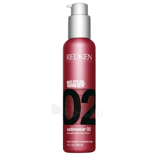 Redken Satinwear 02 Cosmetic 150ml Paveikslėlis 1 iš 1 250832500262