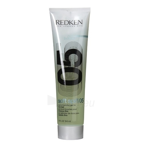 Redken Soft Spin 05 Cosmetic 150ml Paveikslėlis 1 iš 1 250832500260