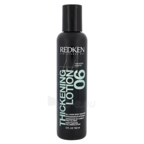 Redken Volume Thickening Lotion 06 Cosmetic 150ml Paveikslėlis 1 iš 1 250832400074